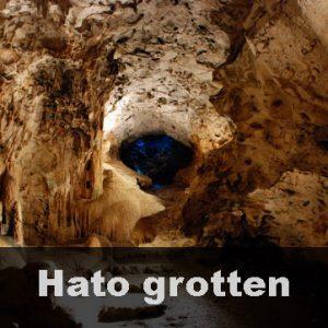 Bezoek aan de hato grotten